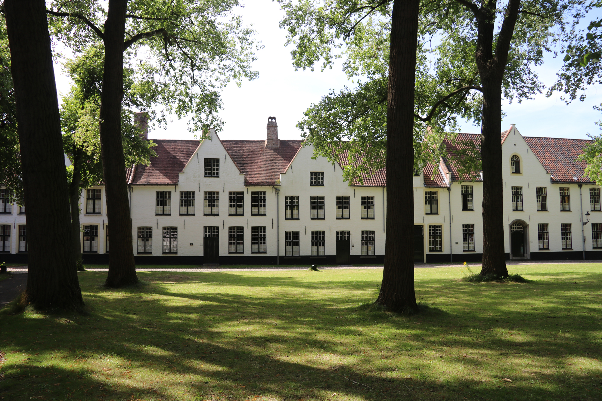 Weekendje Brugge in 10 beelden: het Begijnhof