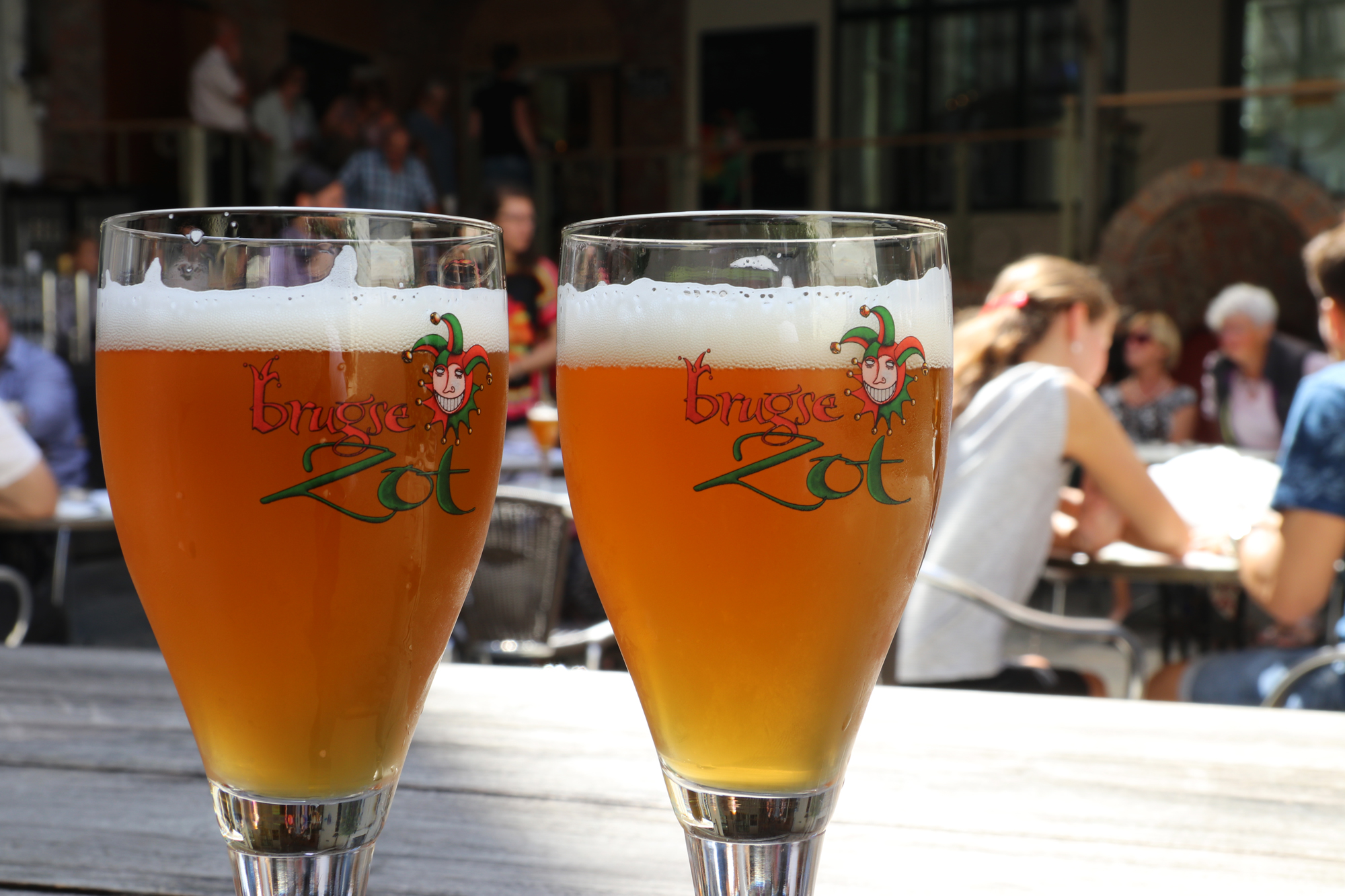 Weekendje Brugge in 10 beelden: Een bezoek aan de Brouwerij de Halve Maan