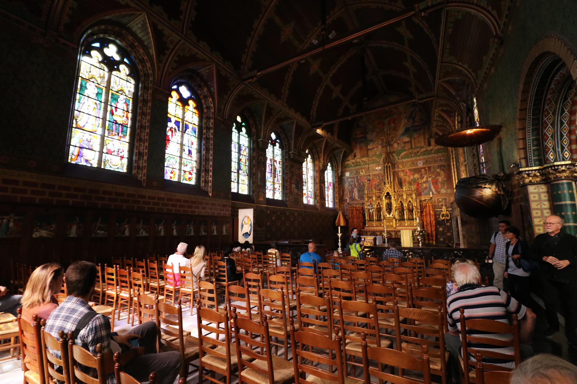 Weekendje Brugge in 10 beelden: De Bloedbasiliek, één van de vele kerken in Brugge