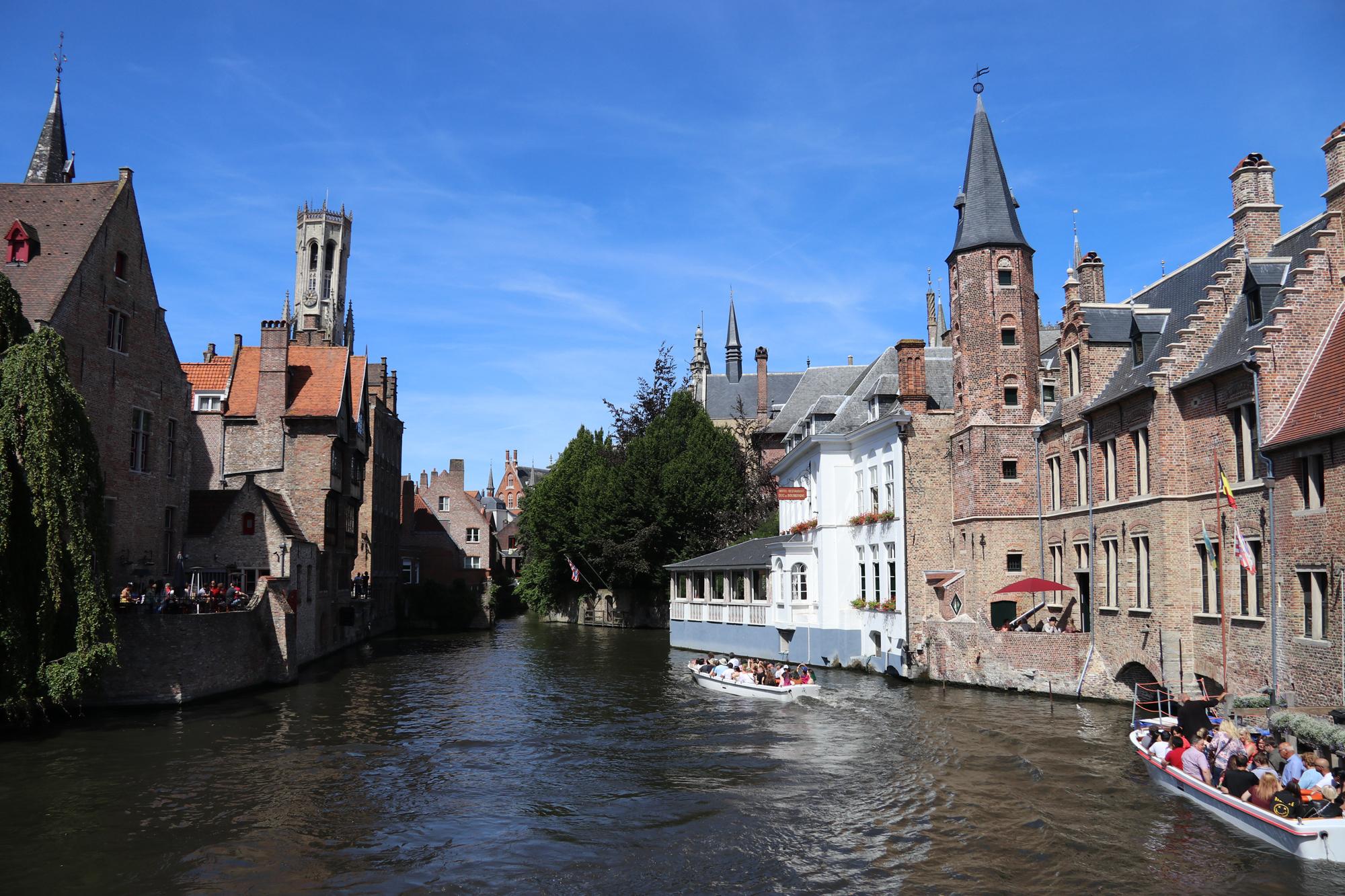 Weekendje Brugge in 10 beelden: De bekende beelden van Brugge met de grachten