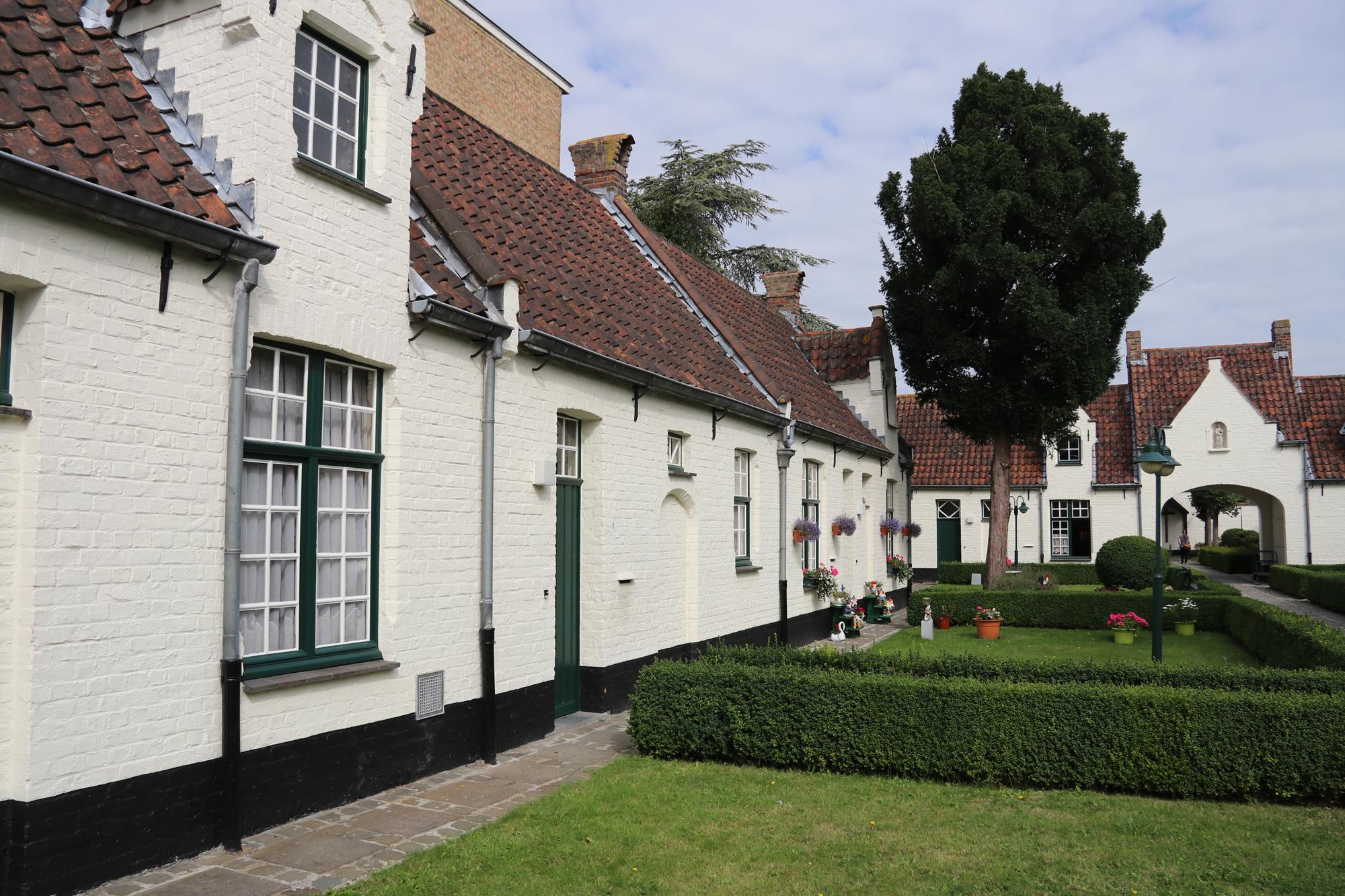 Weekendje Brugge in 10 beelden: Ook buiten het centrum kun je idyllische plaatjes maken