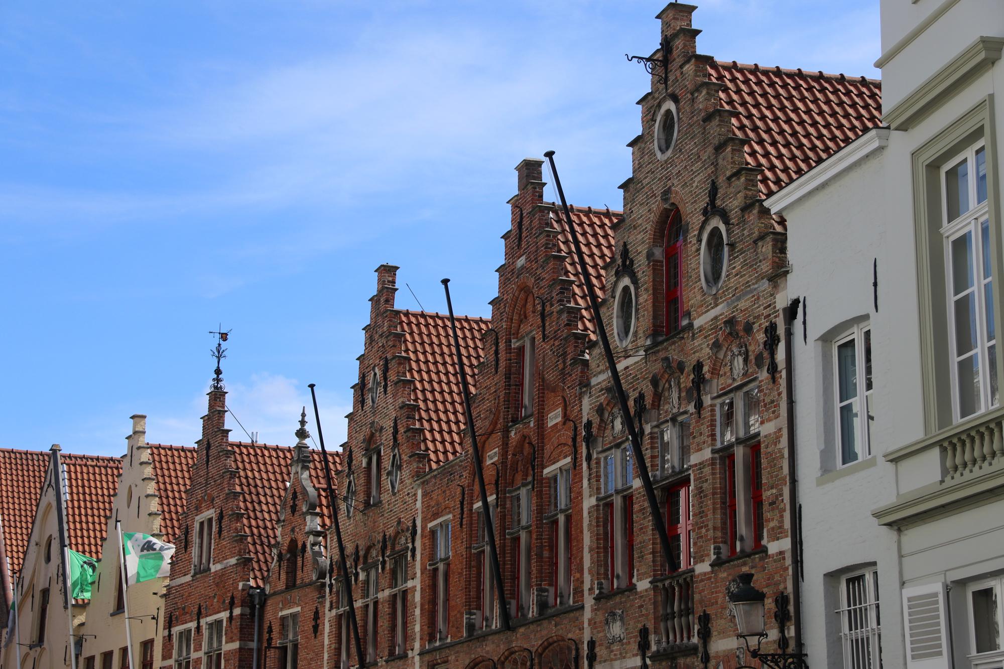 Weekendje Brugge in 10 beelden: Stad met karakter door de architectuur