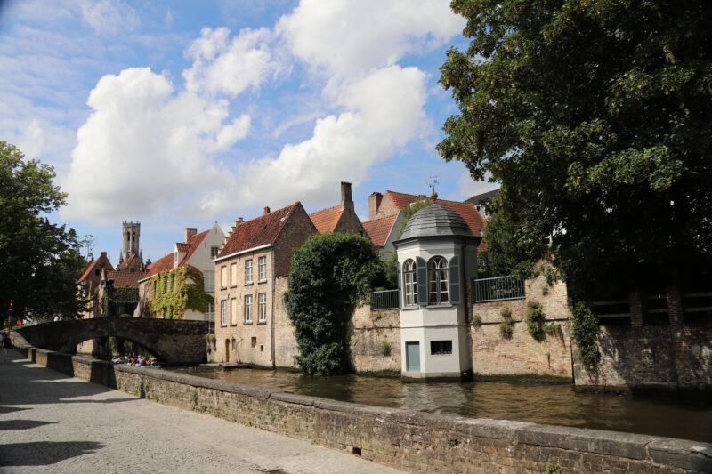 Weekendje Brugge in 10 beelden: Wandelen langs de grachten en mooie huizen