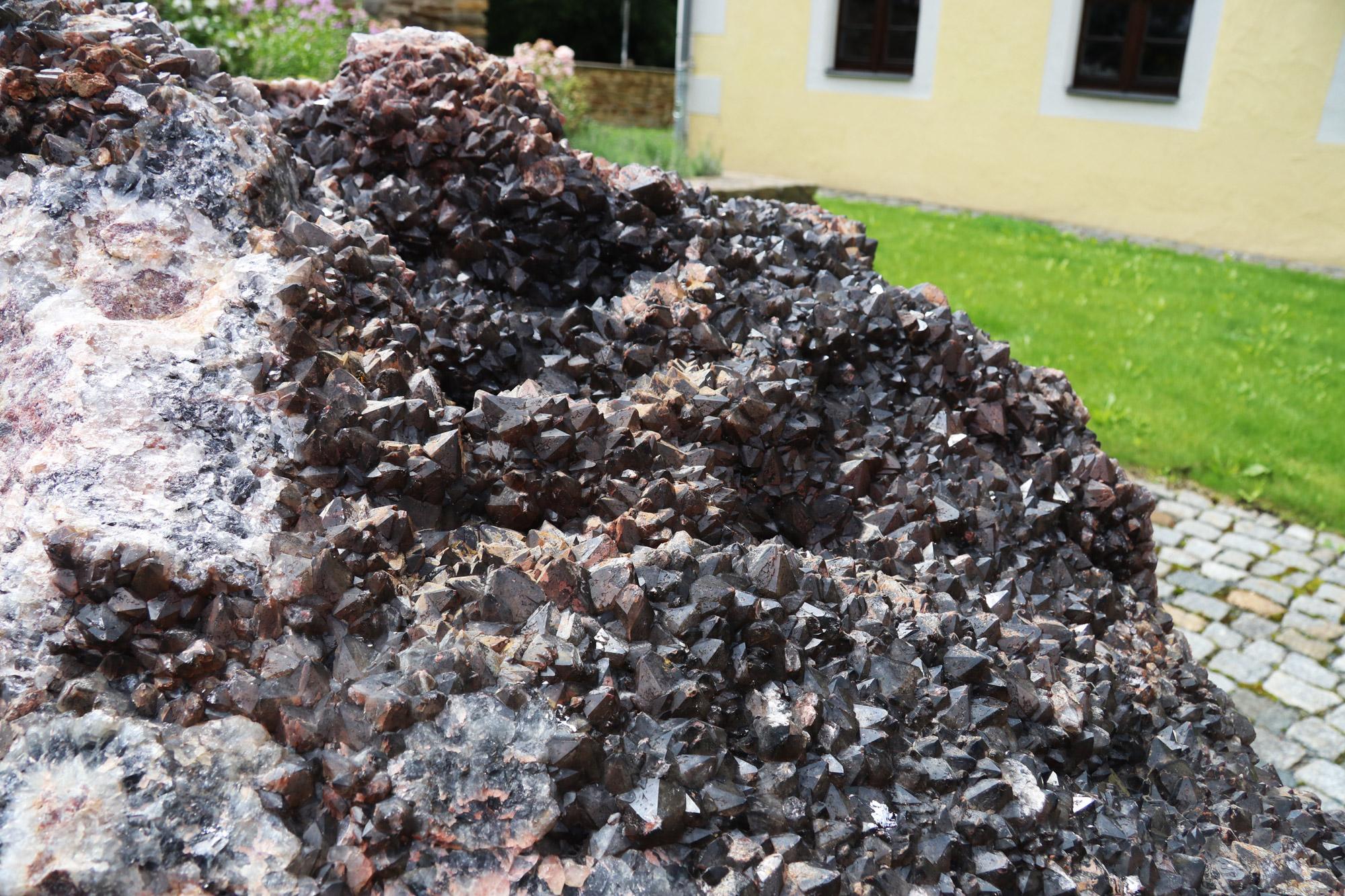 Weekendje Freiberg in 10 beelden - Mineralen