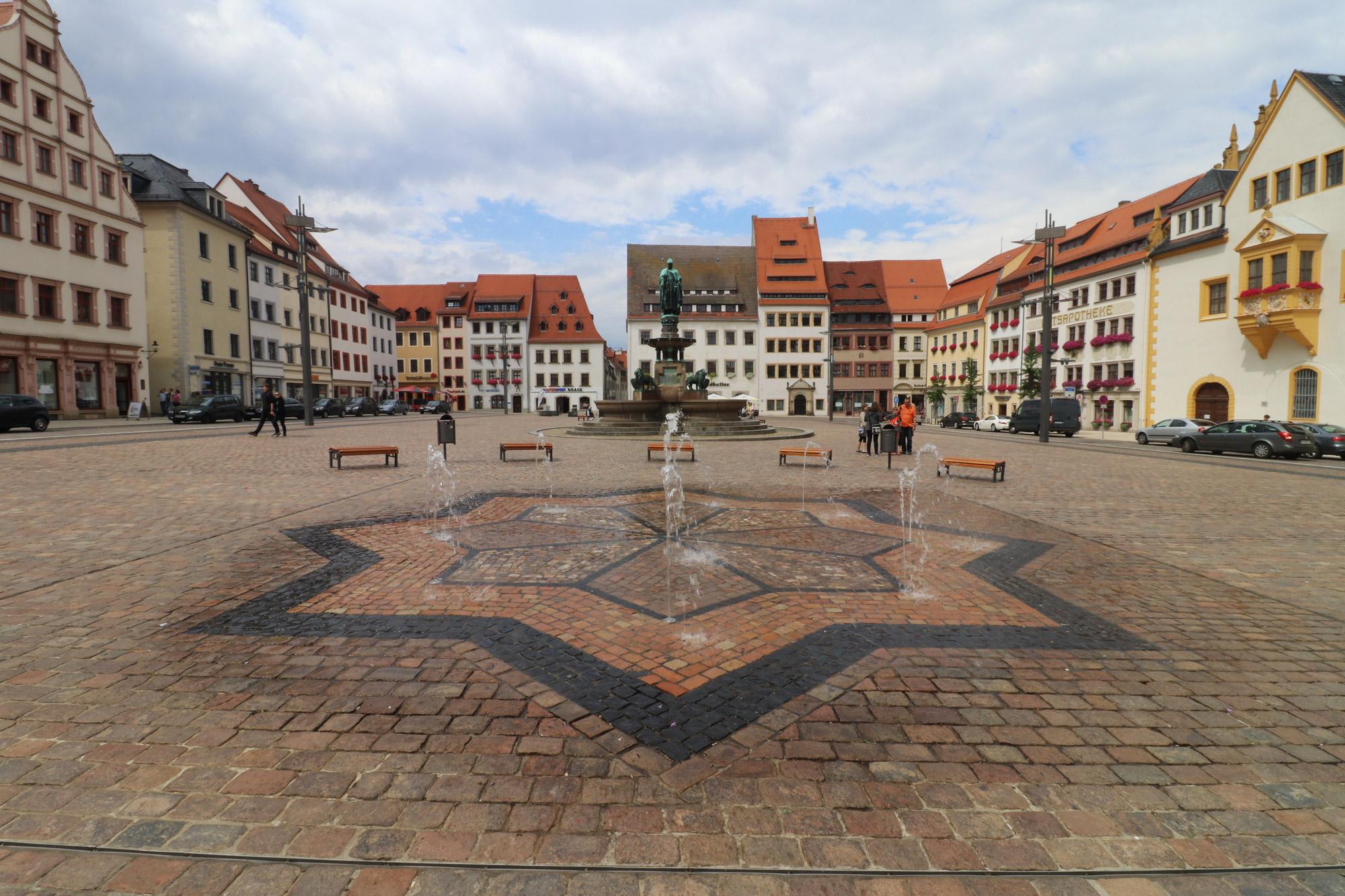Weekendje Freiberg in 10 beelden - Obermarkt