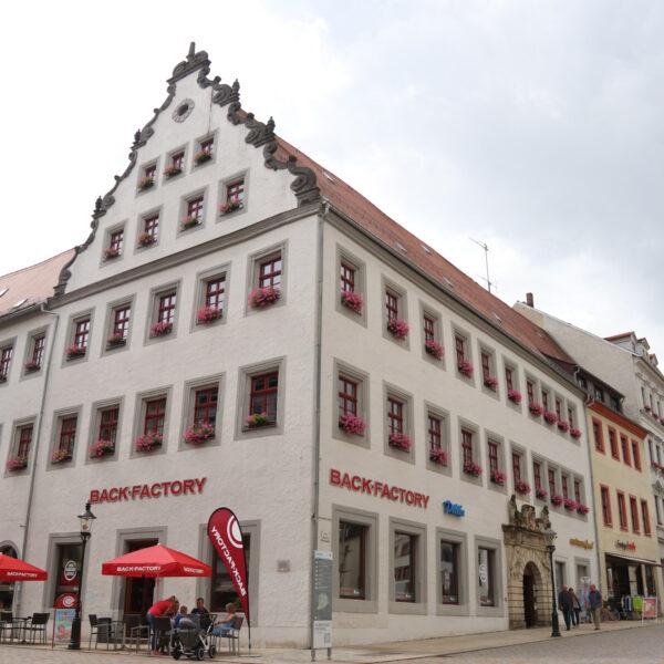 Woonhuis Obermarkt 1 - Freiberg - Duitsland