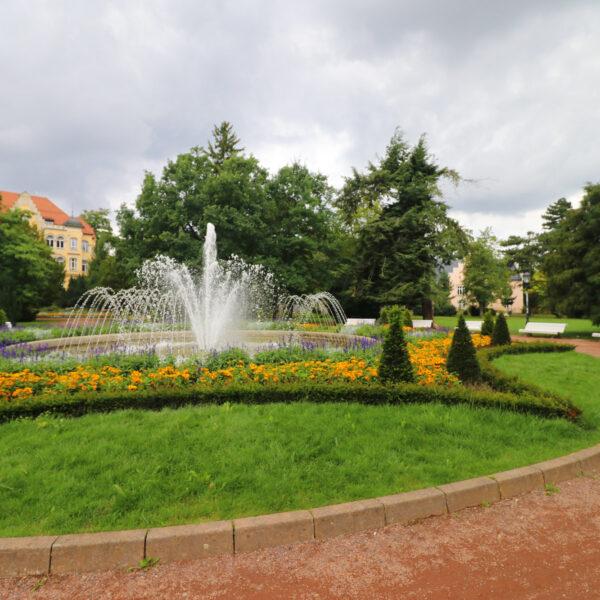 Albertpark - Freiberg - Duitsland