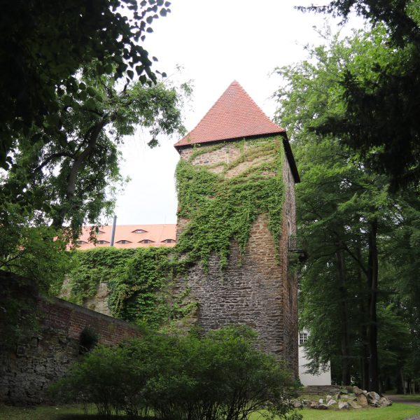Altschlossturm - Freiberg - Duitsland