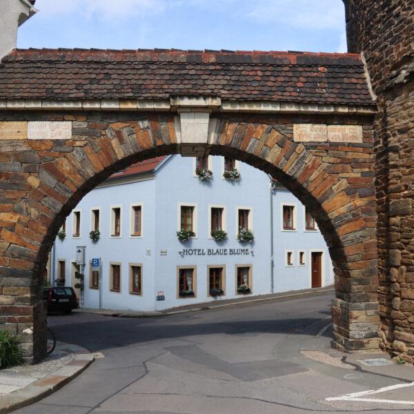 Donatstor - Freiberg - Duitsland