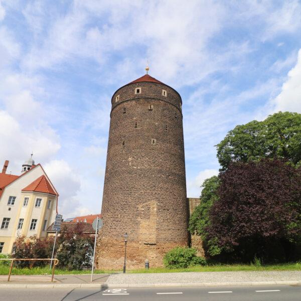 Donatsturm - Freiberg - Duitsland