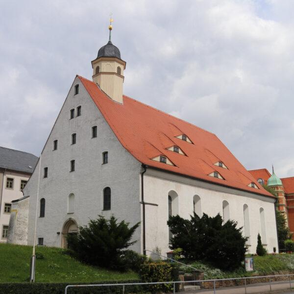 Johanniskirche - Freiberg - Duitsland