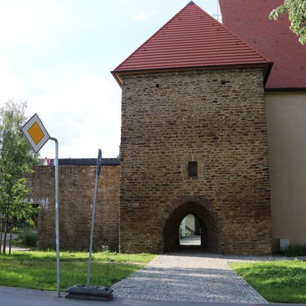 Kalkturm - Frieberg - Duitsland