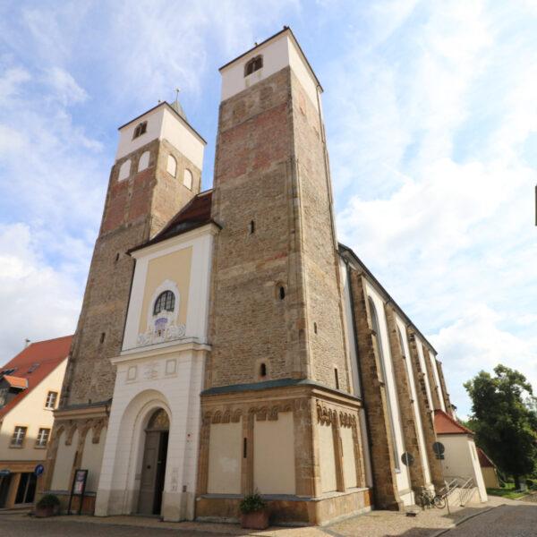 Nikolaikirche - Freiberg - Duitsland
