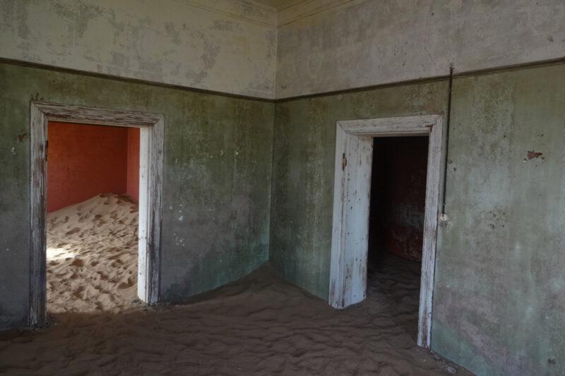 Op mijn wishlist: de spookstad Kolmanskop
