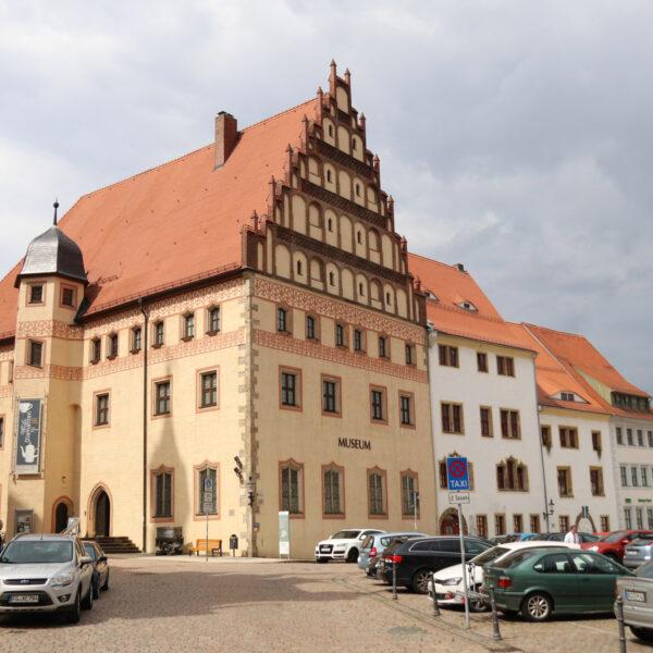 Stadt- und Bergbaumuseum - Freiberg - Duitsland