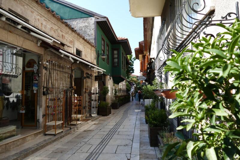 Een bezoek aan Kaleiçi in Antalya - Sfeervolle straatjes