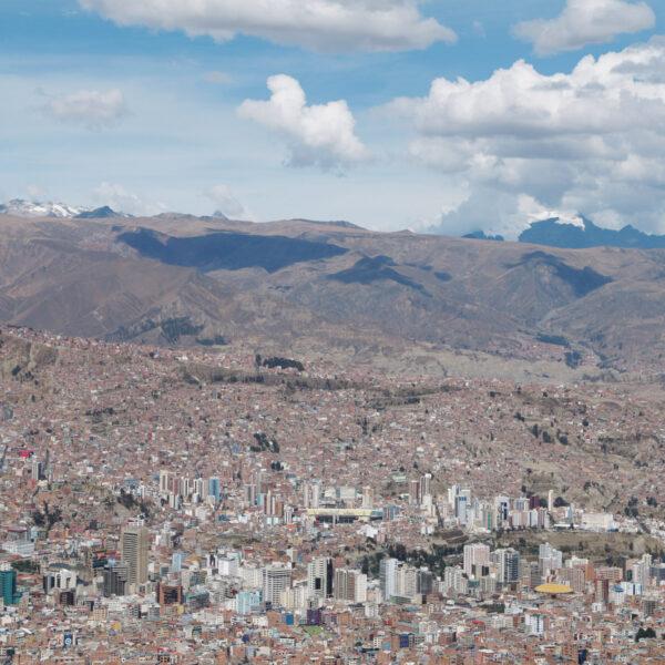 La Paz -Bolivia