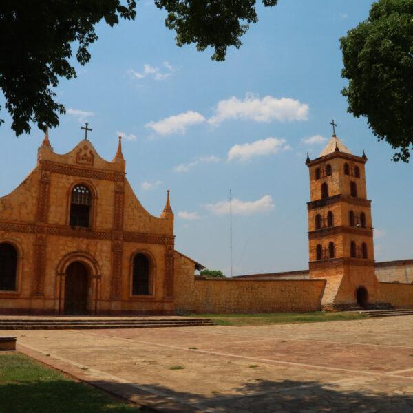 San José de Chiquitos - Bolivia