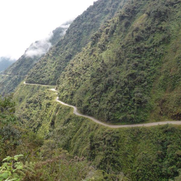 Yungas - Bolivia