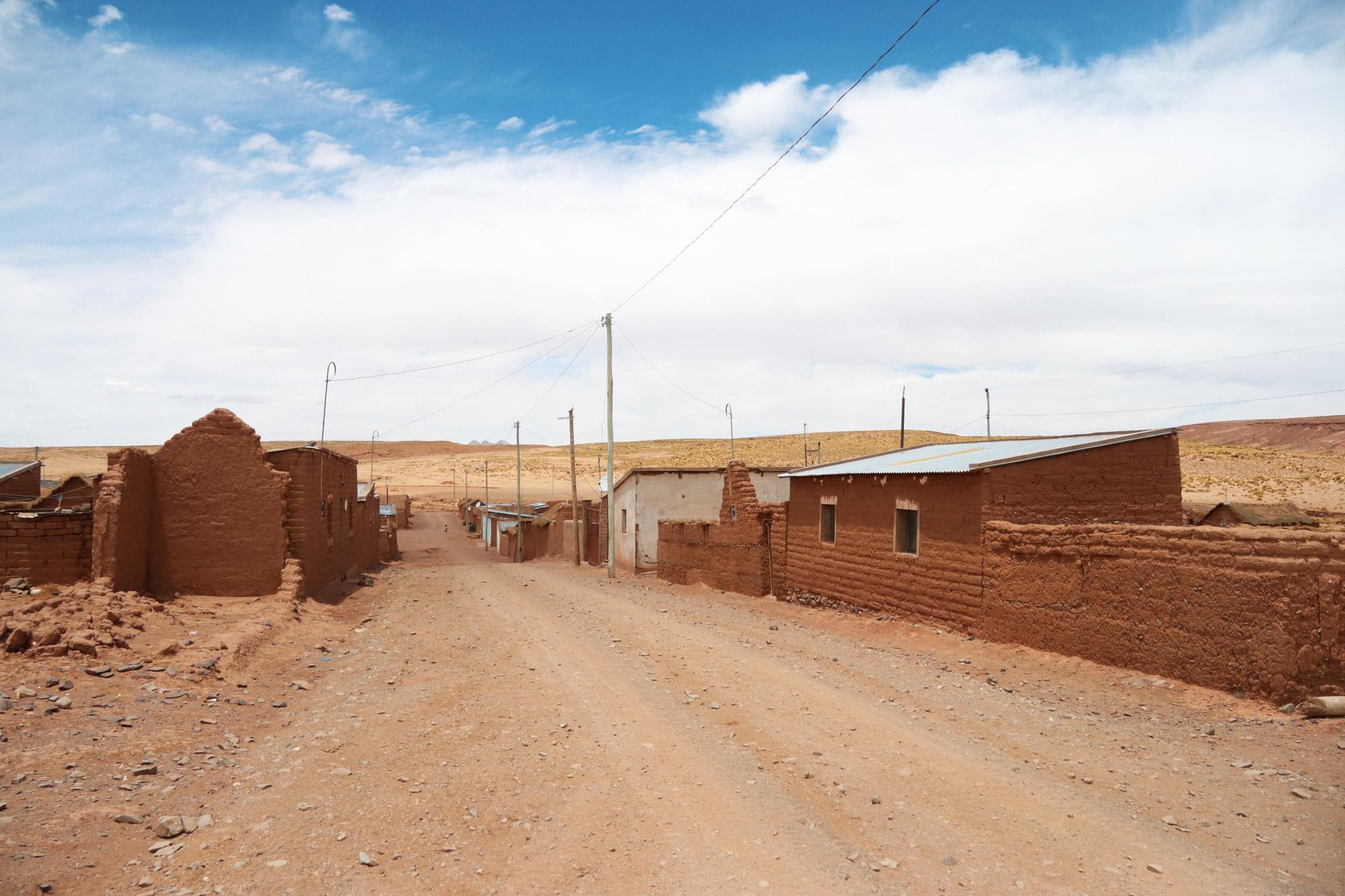 Reisverslag Bolivia: Four Days Of Fantasy Tour - Cerrillos
