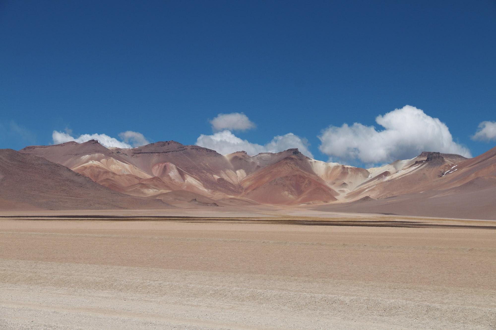 Reisverslag Bolivia: Four Days Of Fantasy Tour - Desierto de Dali