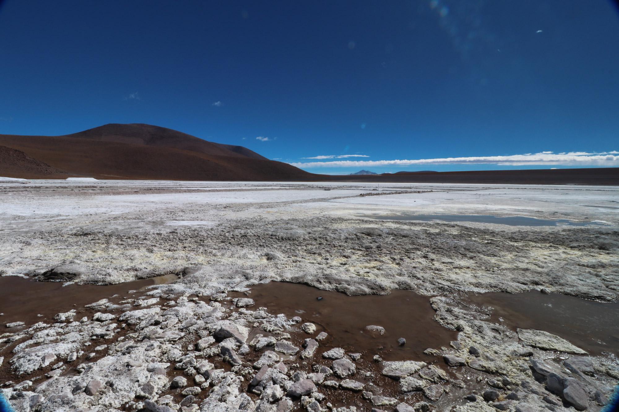 Reisverslag Bolivia: Four Days Of Fantasy Tour - Kollpa Laguna
