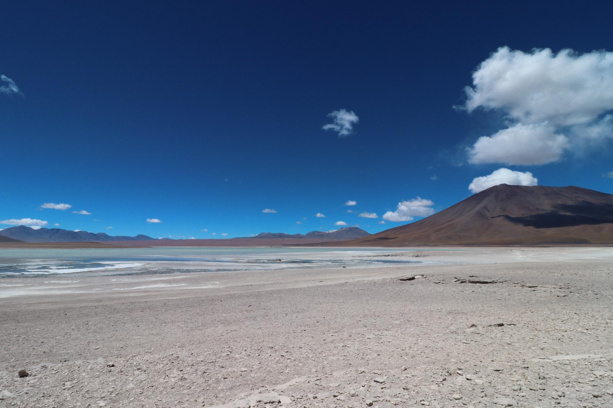 Reisverslag Bolivia: Four Days Of Fantasy Tour - Laguna Blanca
