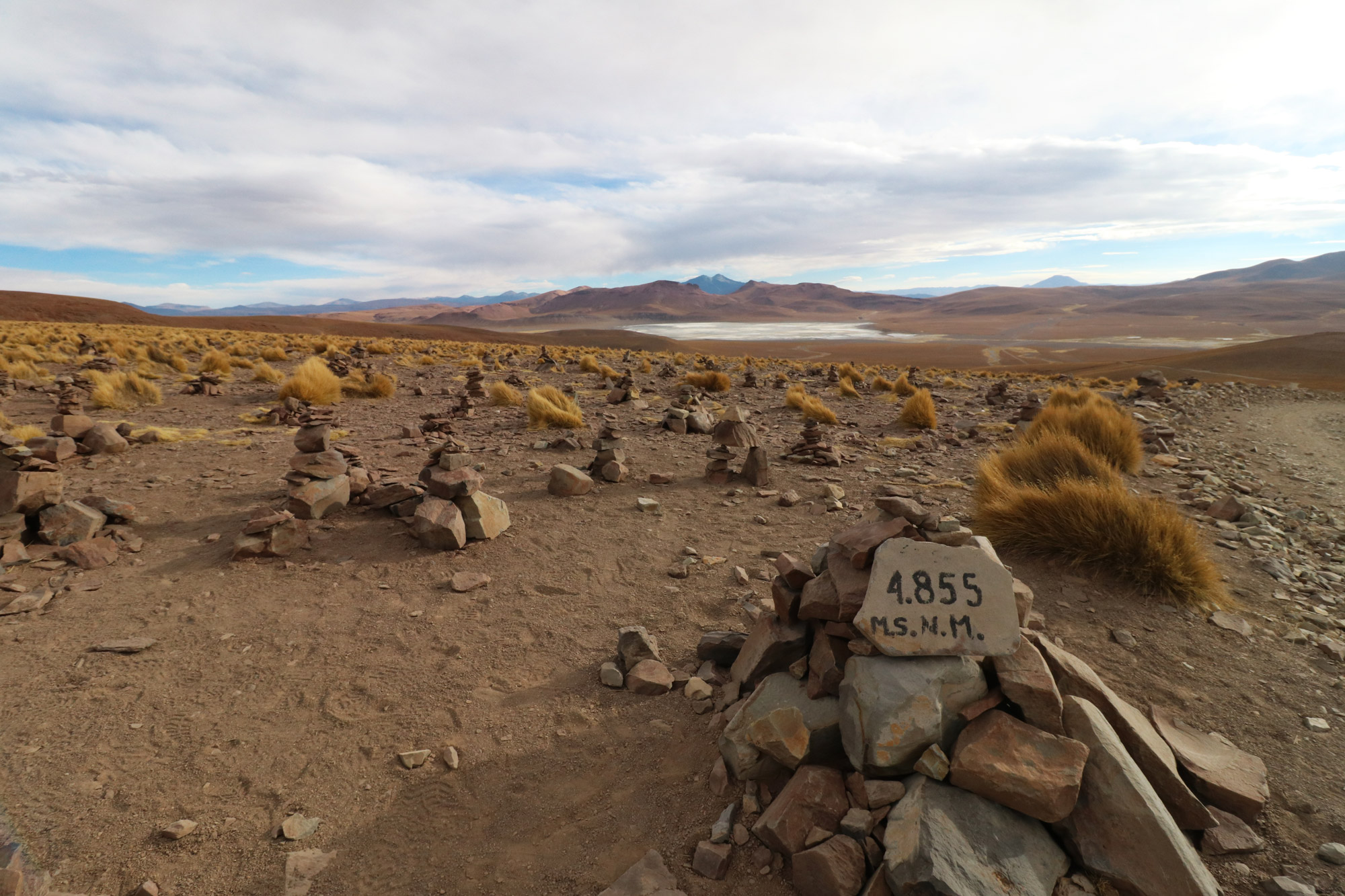 Reisverslag Bolivia: Four Days Of Fantasy Tour - Morejon