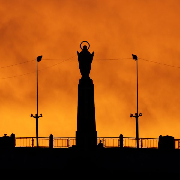 Reisverslag Bolivia: Four Days Of Fantasy Tour - De hemel staat in brand in Tupiza