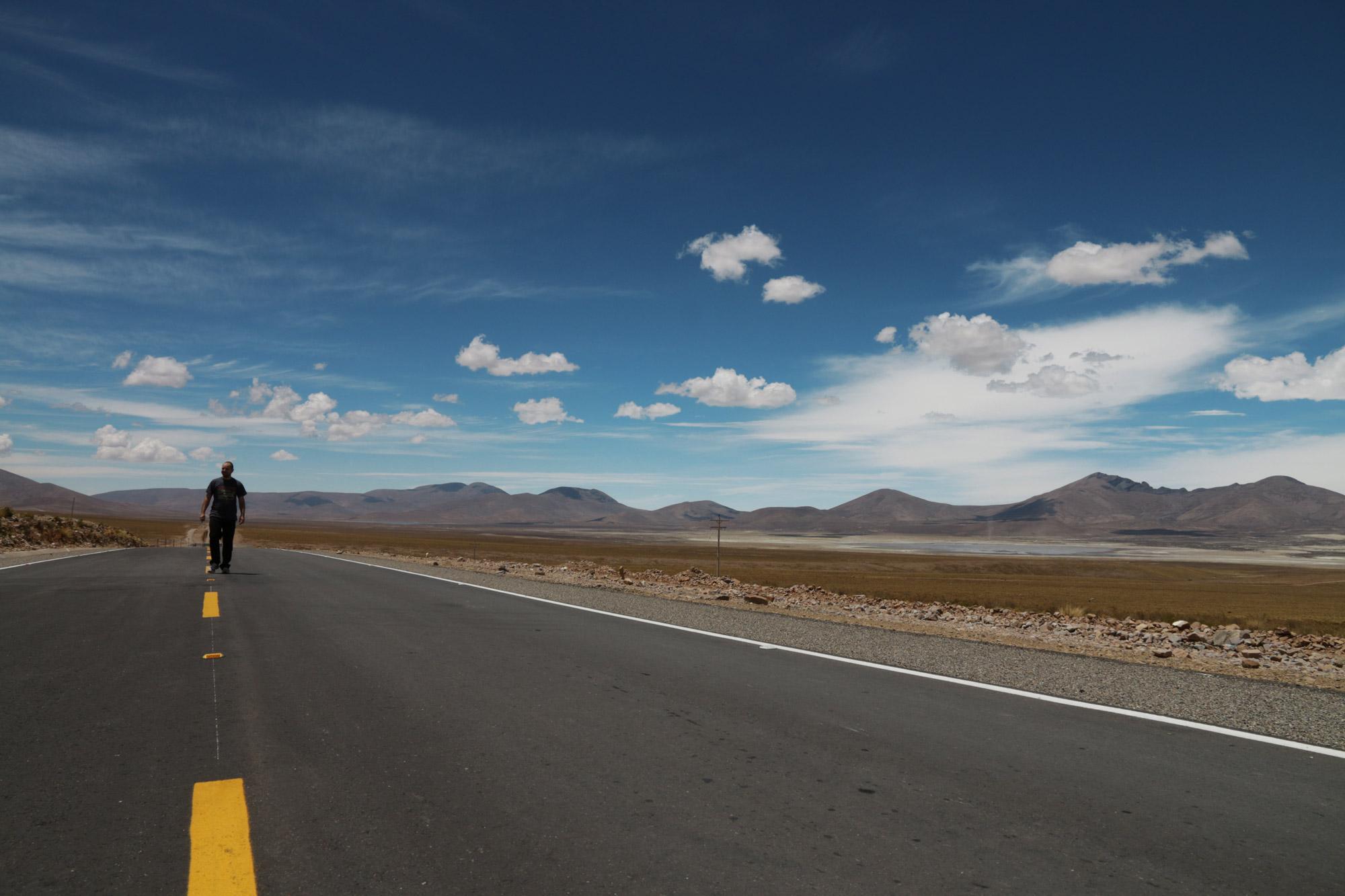 Reisverslag Bolivia: Four Days Of Fantasy Tour - Onderweg naar Tupiza