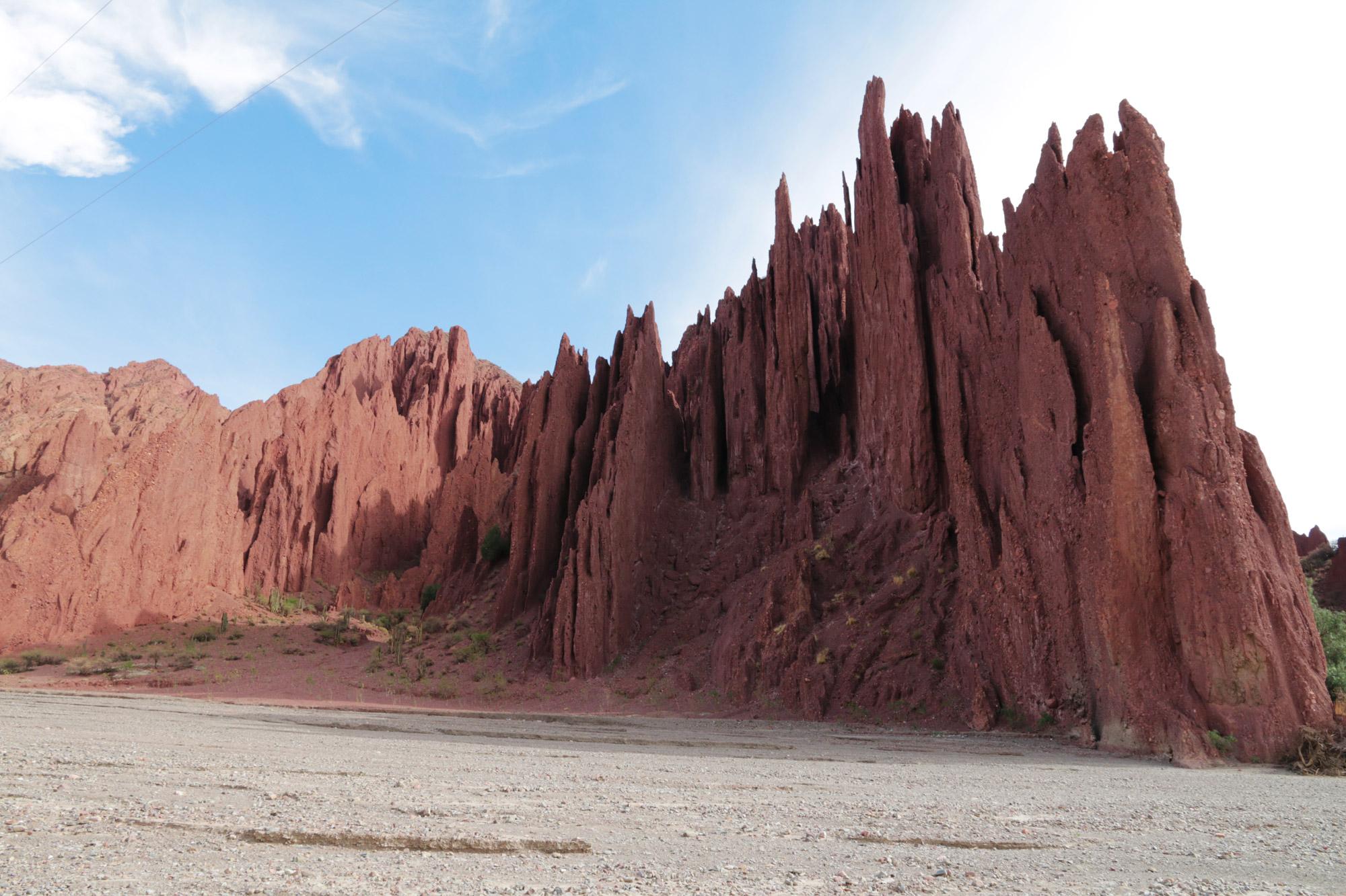 Reisverslag Bolivia: Four Days Of Fantasy Tour - Palala