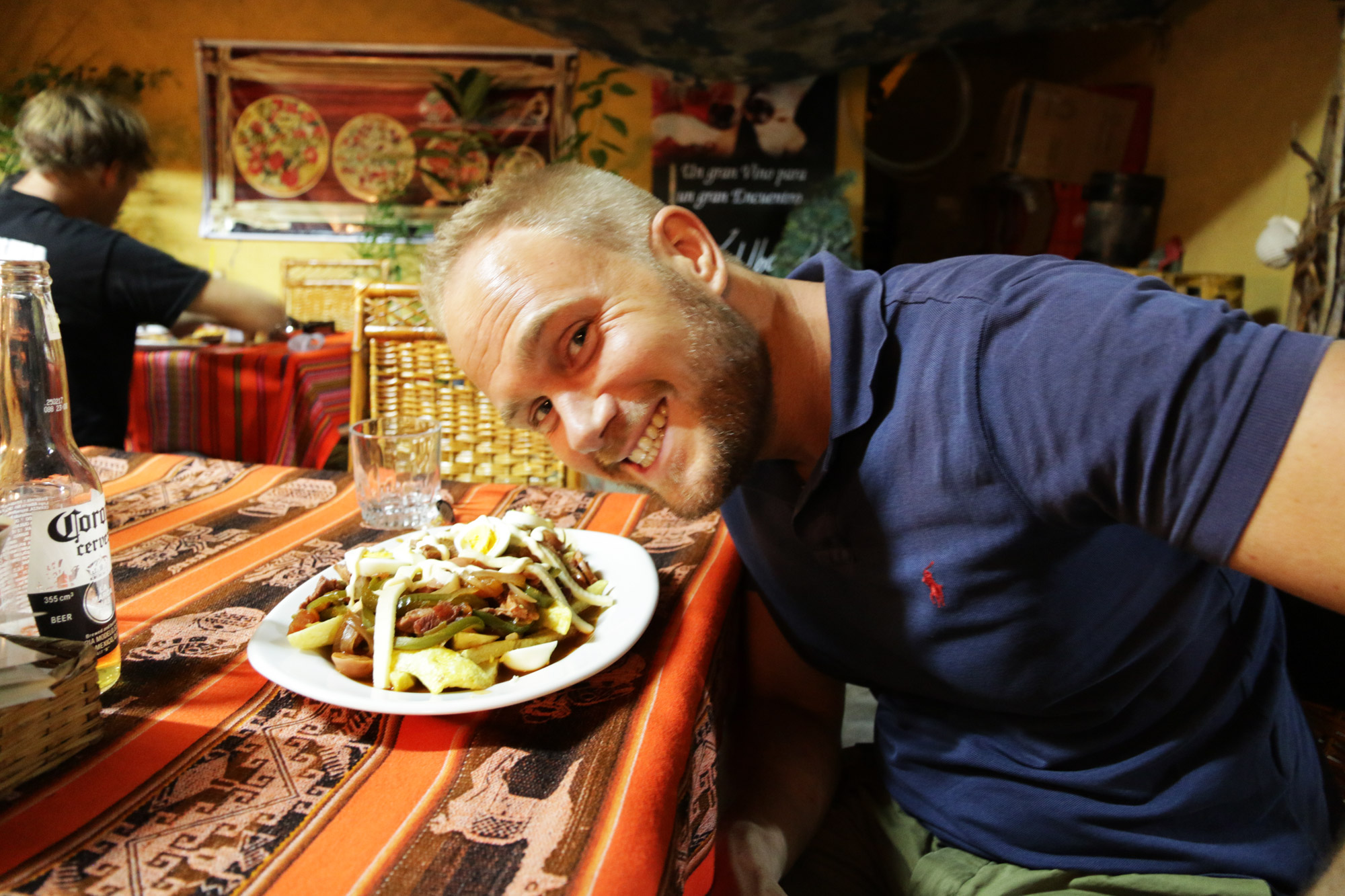 Reisverslag Bolivia: Four Days Of Fantasy Tour - Pique Macho