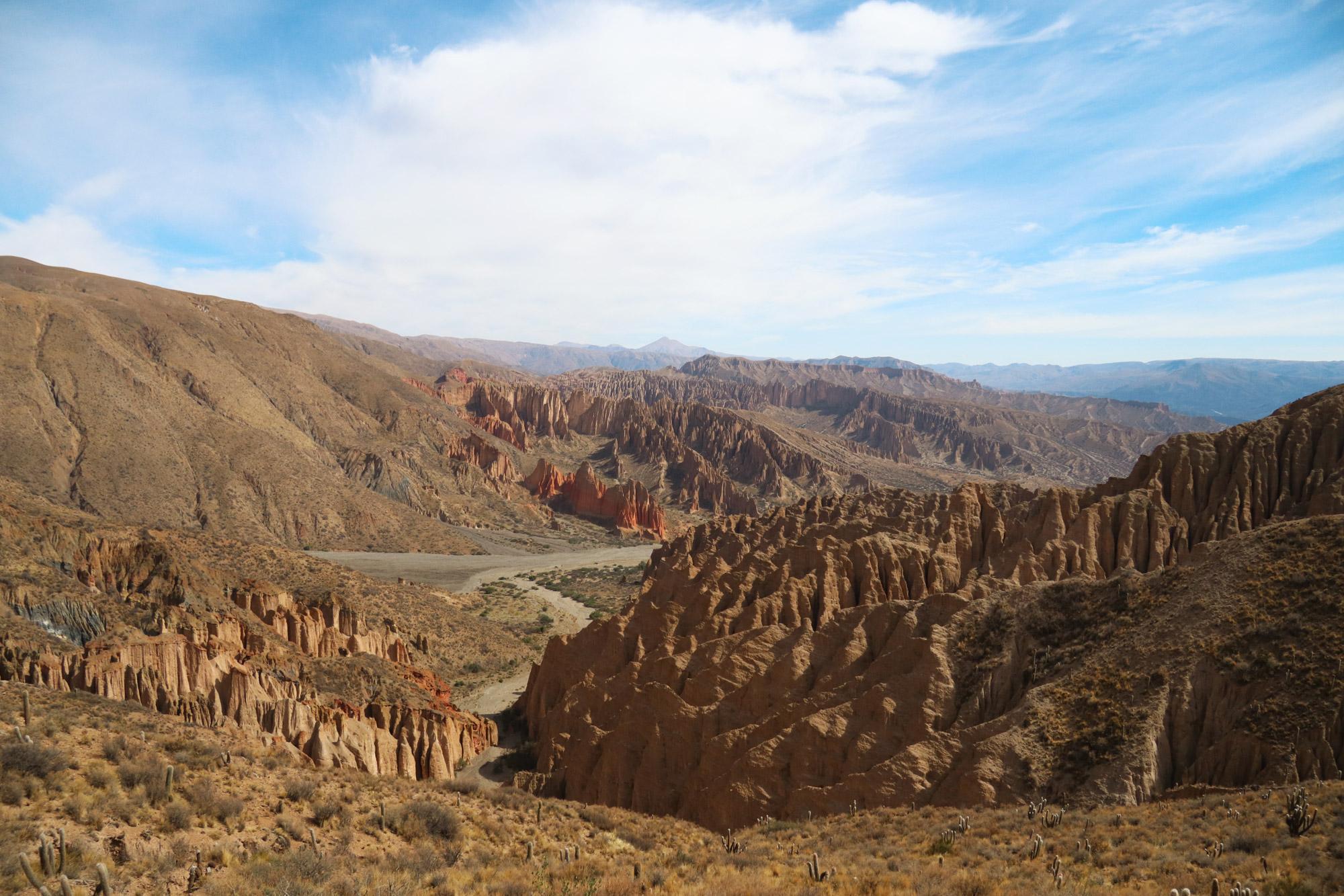 Reisverslag Bolivia: Four Days Of Fantasy Tour - Silar