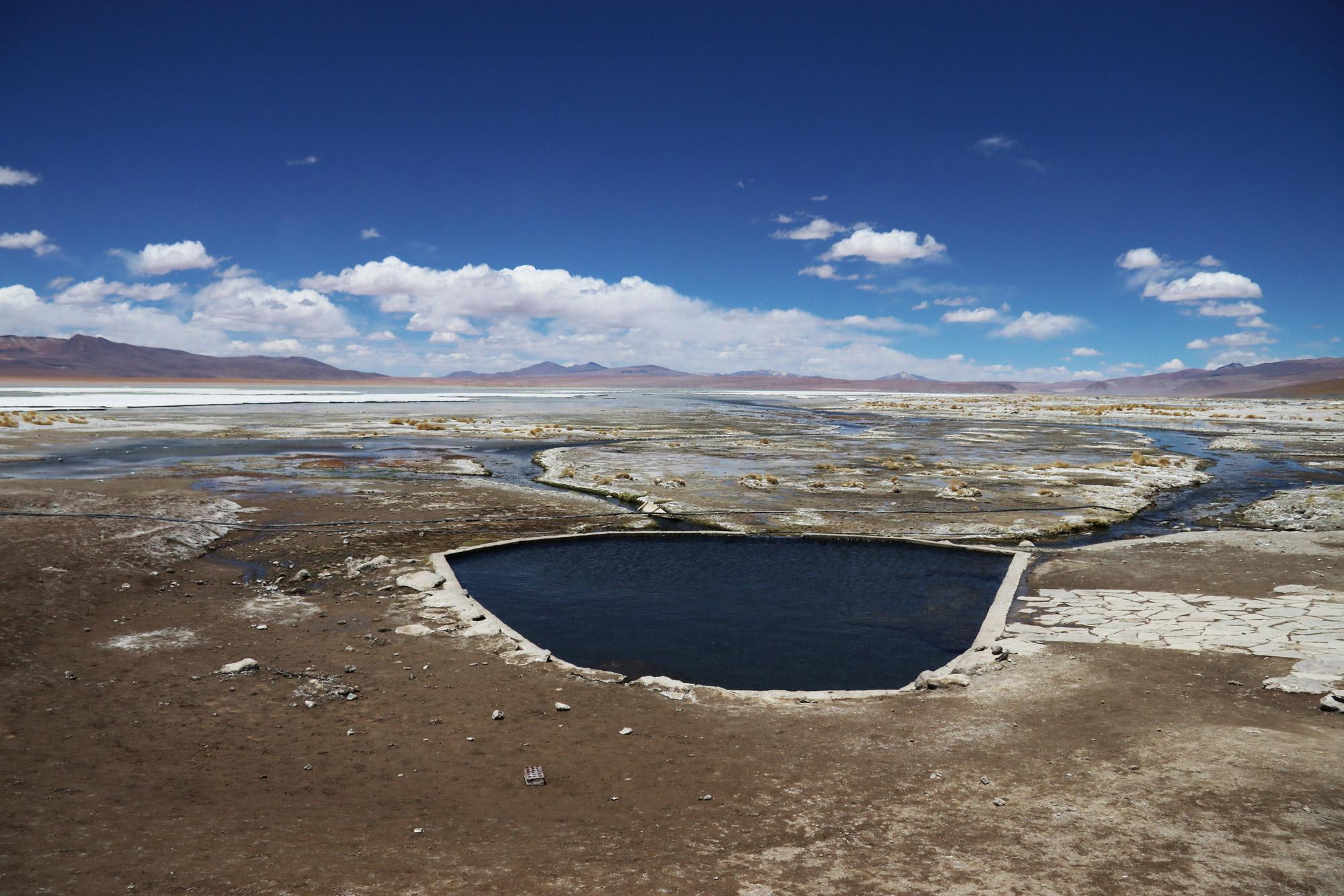 Reisverslag Bolivia: Four Days Of Fantasy Tour - Termas