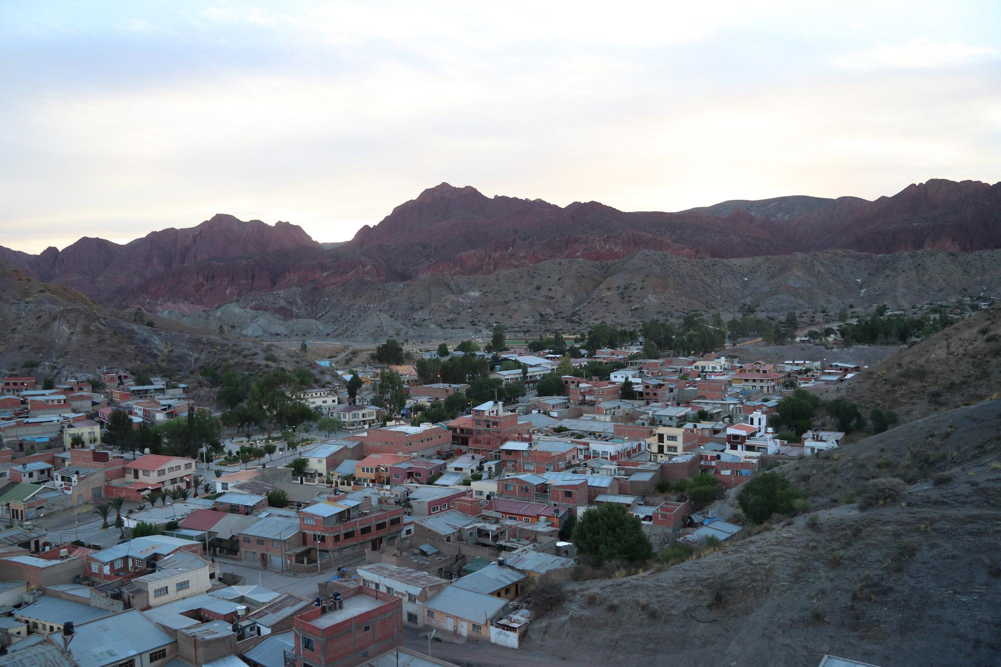 Reisverslag Bolivia: Four Days Of Fantasy Tour - Tupiza
