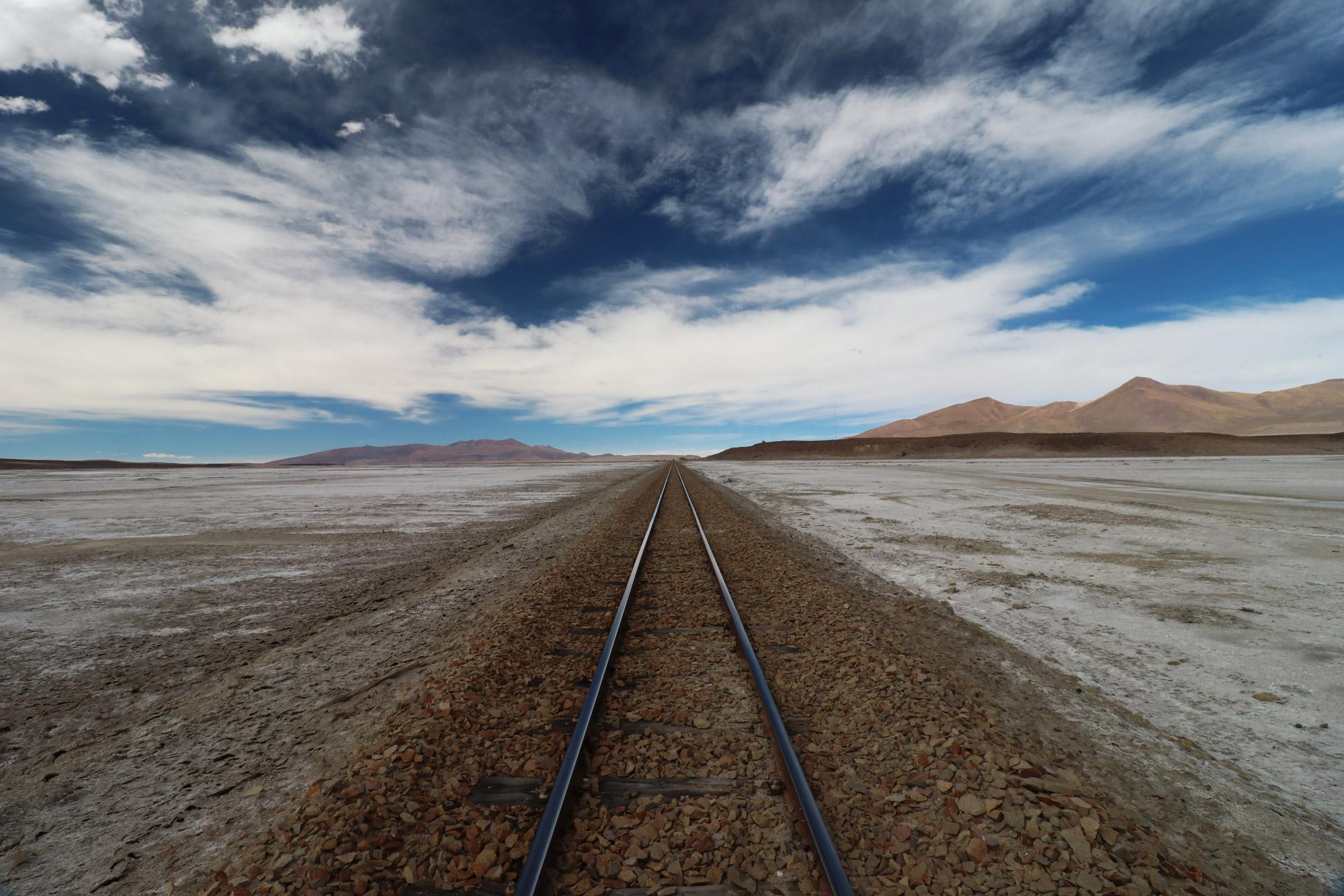 Reisverslag Bolivia: 's wereld grootste zoutvlakte - Salar de Chiguana