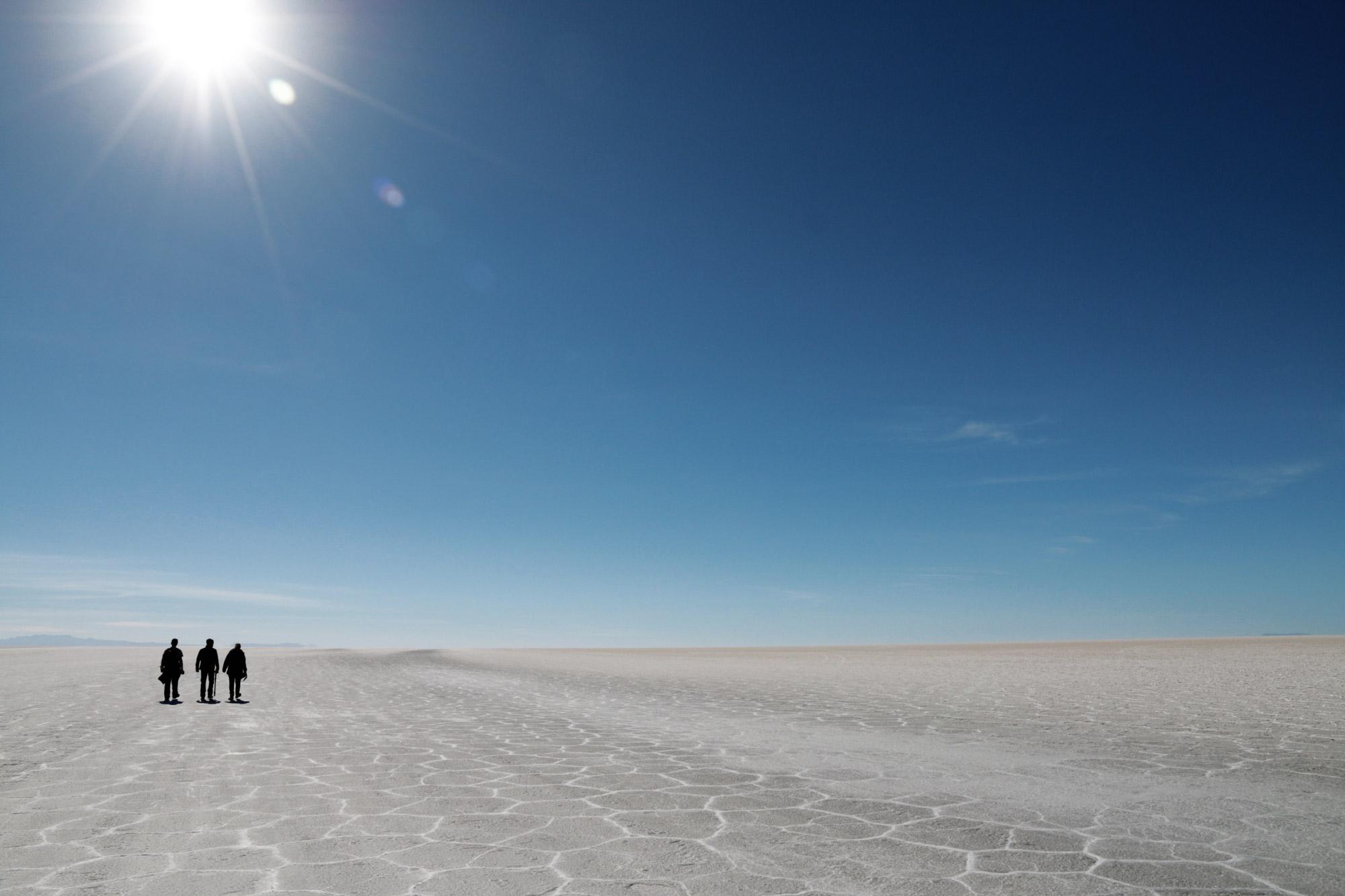 Reisverslag Bolivia: 's wereld grootste zoutvlakte - Salar de Uyuni