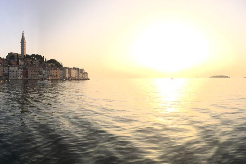 Rovinj, een romantisch havenstadje in Kroatië - Rovinj