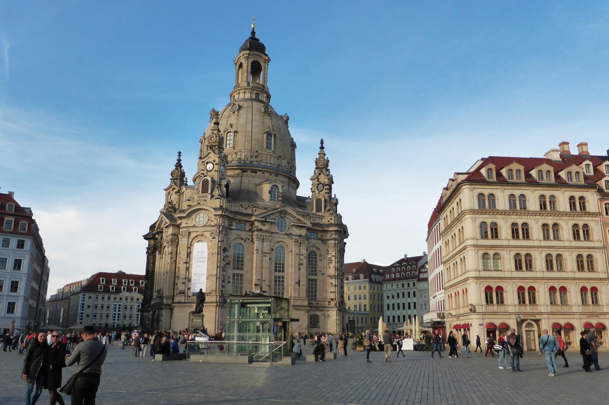 Een terugblik op het reisjaar 2016: Dresden, Duitsland