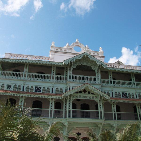 Huis van Wonderen - Zanzibar - Tanzania