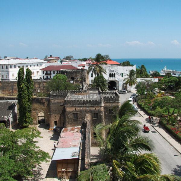 Oude Fort - Zanzibar - Tanzania