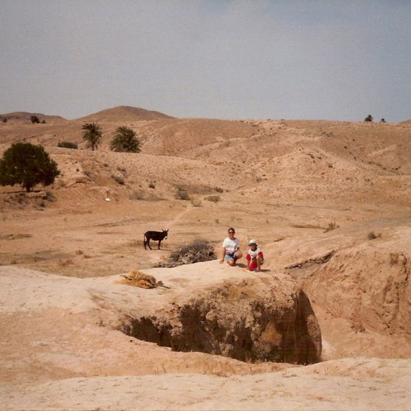 Sahara - Tunesië