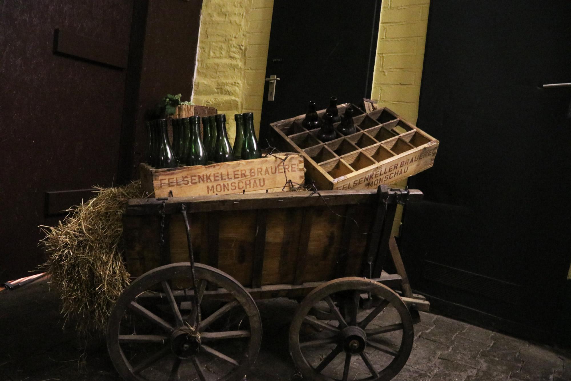 Weekendje in Monschau in 10 beelden - Een bezoek aan de Felsenkeller Brauhaus & Museum