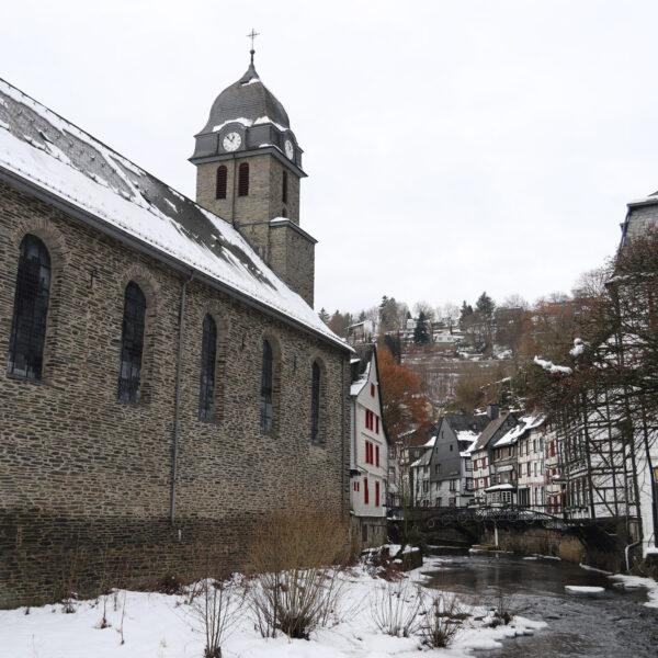 Aukloster - Monschau - Duitsland