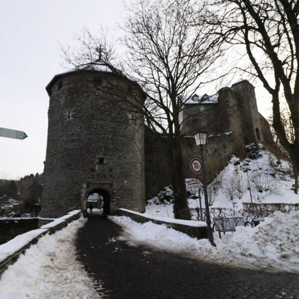 Burcht van Monschau - Monschau - Duitsland