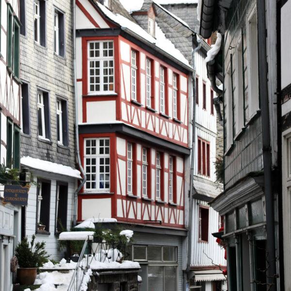 Eschbachstrasse - Monschau - Duitsland