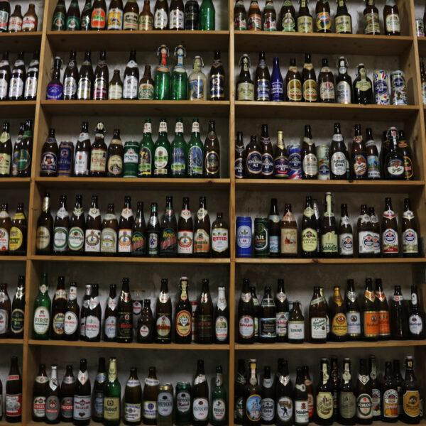 Felsenkeller Brauerei Museum - Monschau - Duitsland
