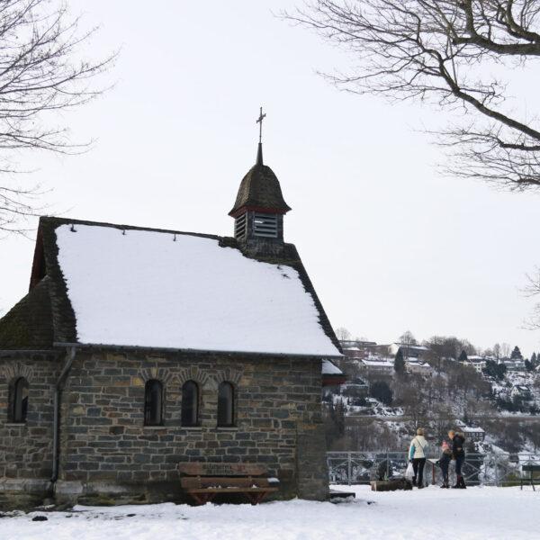 Kapelle auf dem Kirberg - Monschau - Duitsland