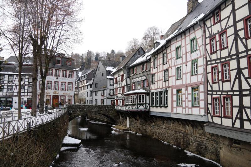 Stedentrip Monschau - De moeite waard? Ja!