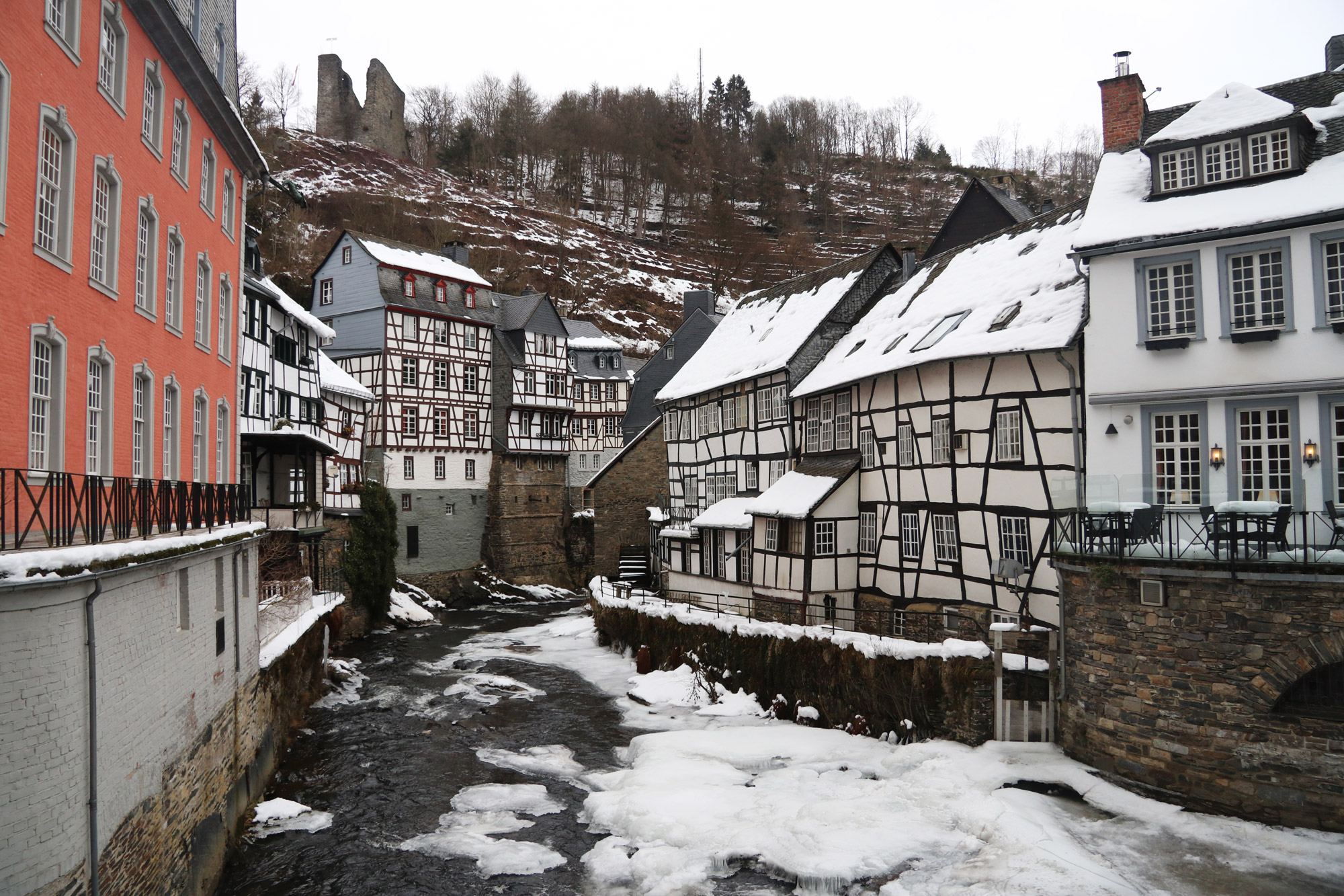 Stedentrip Monschau - Fotogenieke plekken